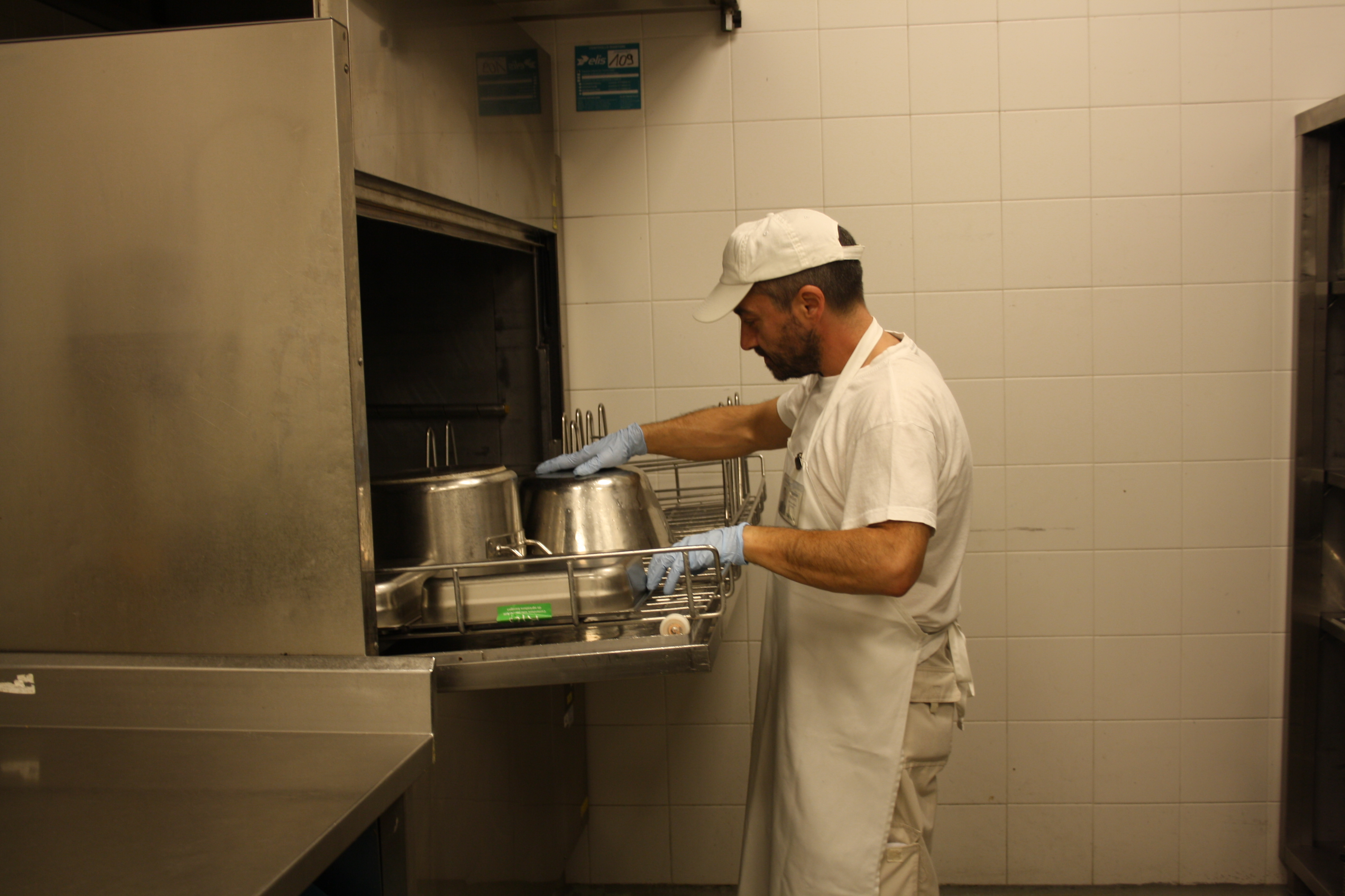 lavaggio ristorazione